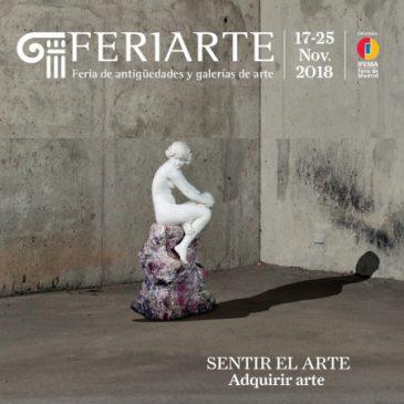 FERIARTE 2018, Feria de Antigüedades y Galerías de Arte