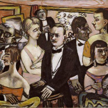 Beckmann, Roy Lichtensteiny Manolo Millares, son algunos de los protagonistas de las próximas exposiciones en Madrid