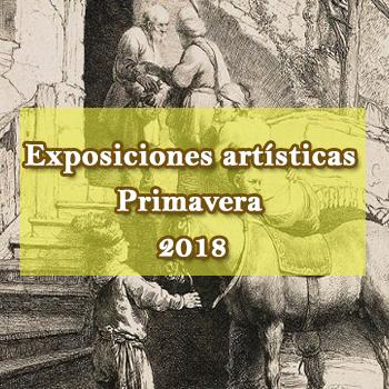 Exposiciones artísticas esta primavera en Madrid
